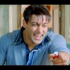 Salman Khan Hairstyle in Mujhse Shaadi Karogi