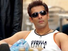 Salman Khan Hairstyle in Partner
