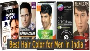 hair color men in india