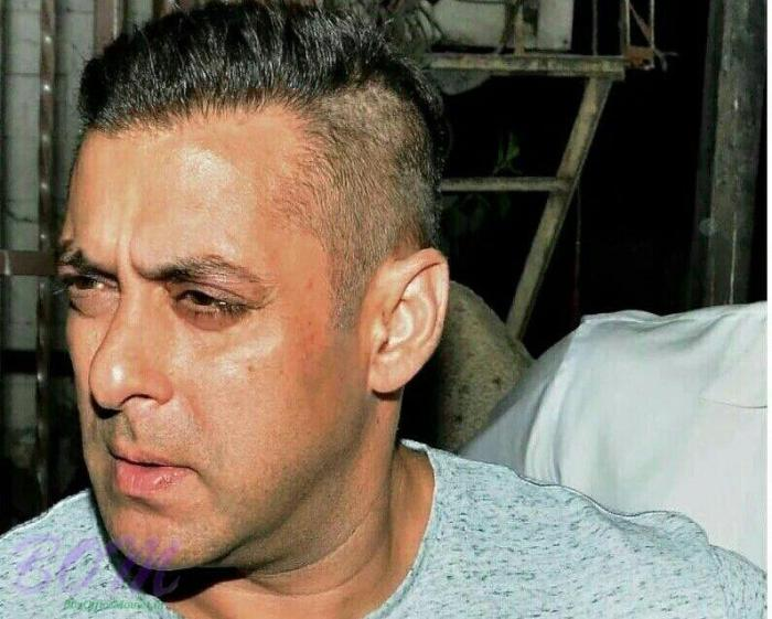 salman khan new haircut