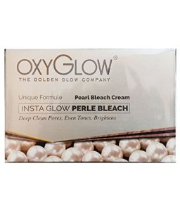 Oxyglow Insta Glow Pearl Bleach Cream