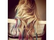 rainbow tips fashionhogger