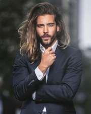 amazing beard styles with long
