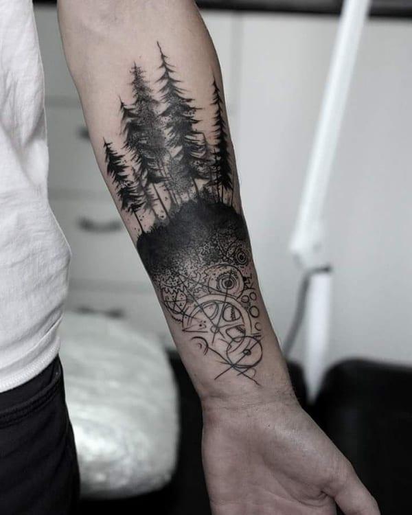 Simple Forearm Tattoos For Guys : simple, forearm, tattoos, Forearm, Tattoos, Incredible, Designs