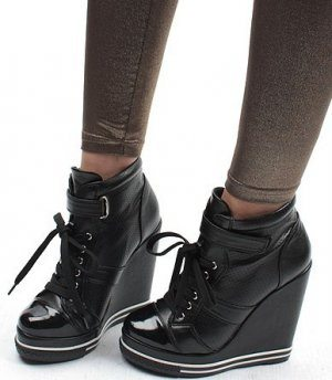 Trending: The Sneaker Wedge