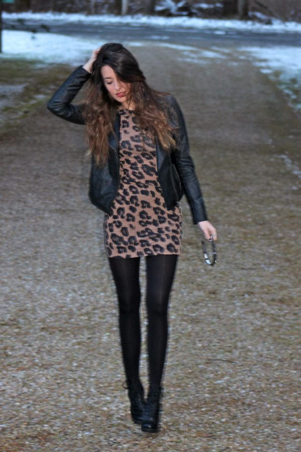 Animal Print & Swedges
