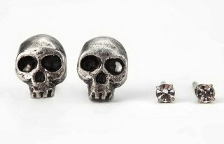 Itty Bitty Skulls