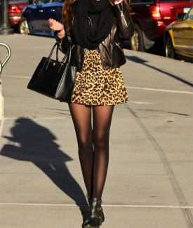 Stalk My Style: Leopard Chic