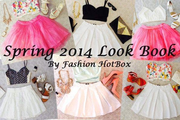 Spring 2014 Lookbook