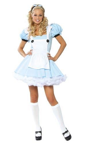 Best Sexy Halloween Costumes 2017  - Alice in Wonderland