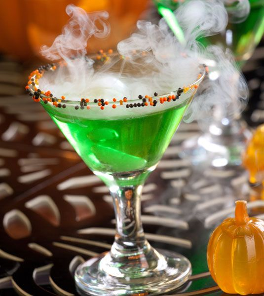 special halloween cocktails