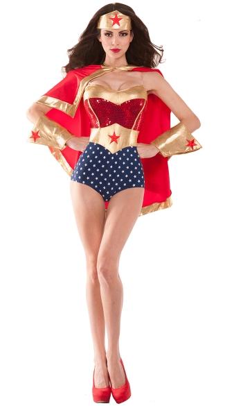 Best Sexy Halloween Costumes 2017 - Wonder Woman