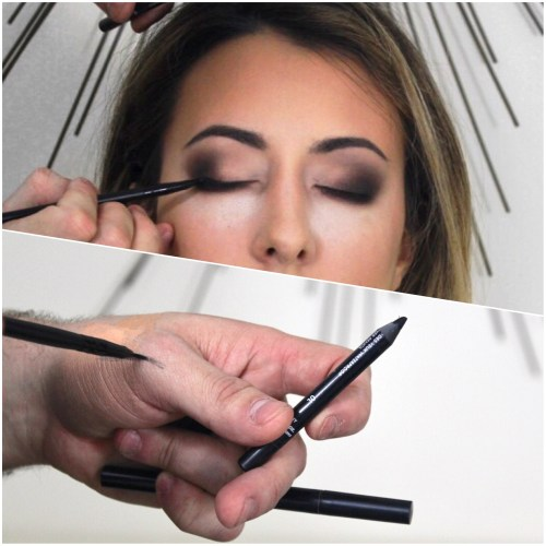 New Years Eve Glam Makeup Tutorial with e.l.f. smokey eye