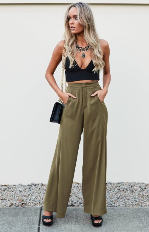 Top 10 Fall Trends You Can Actually Afford - Wide Leg Trousers