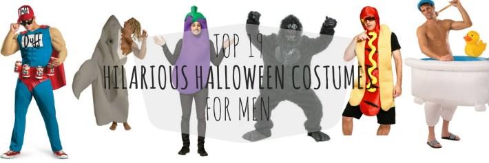 16 Hilarious men's halloween costumes