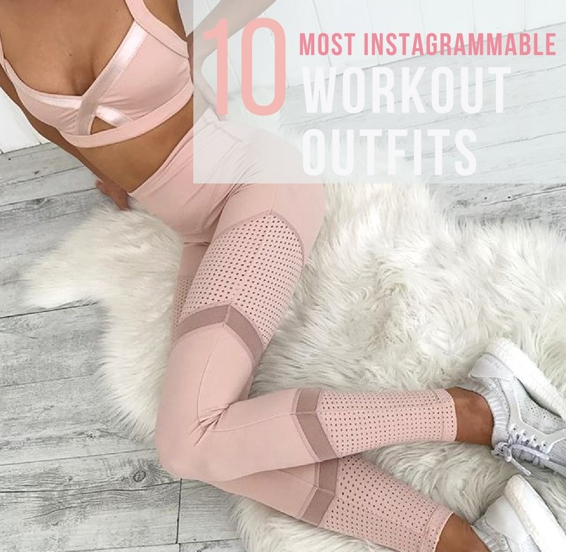 The 10 Most Instagrammable Workout Outfits You Will Ever See