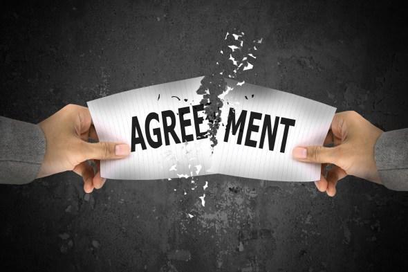 Agreement-Torn