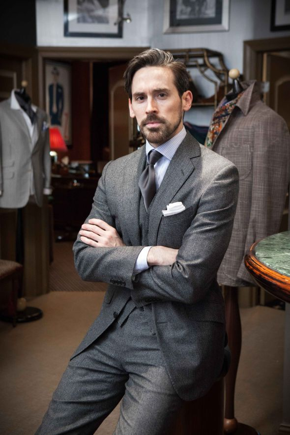 Alan Flusser – Part 2: The American Male and His Wardrobe