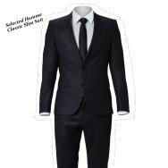 Selected Homme Slim Suit