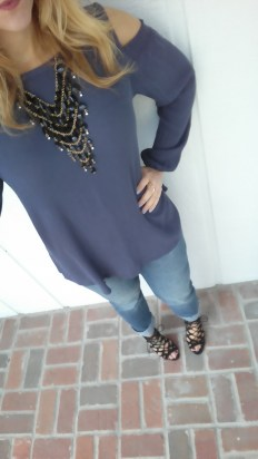 Knox Rose top from Target, great option for less $$