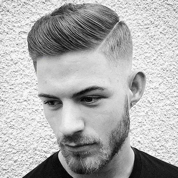 Fashionable Mens Haircuts Mens Hair Haircuts Fade