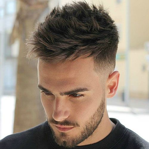 Fashionable Mens Haircuts  Looking for mens hairstyles
