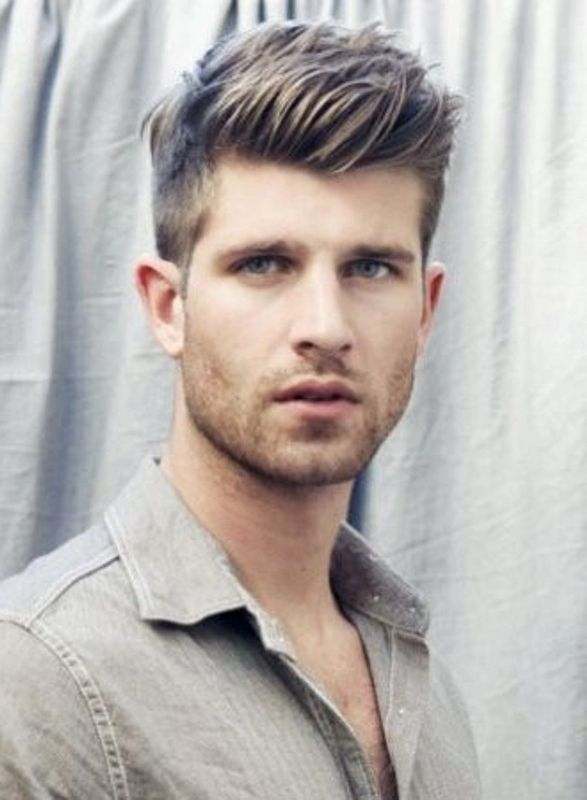 Fashionable Mens Haircuts  Stylish Latest Hair Style