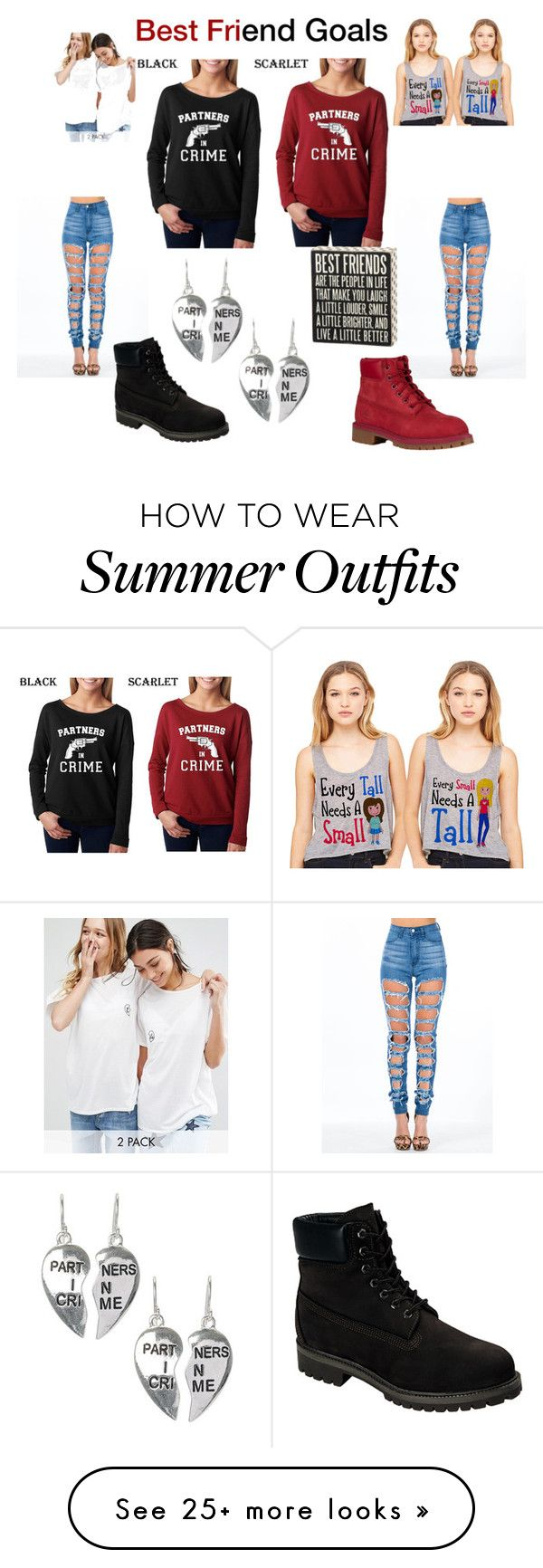 summer outfits best friend