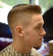 fashionable men's haircuts. long