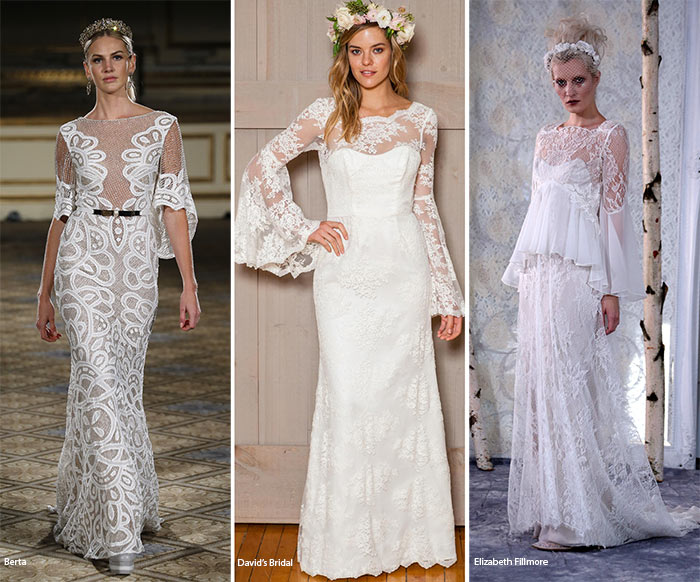 Fall 2016 Bridal Trends