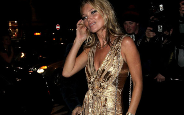 How to Get Iconic Kate Moss Hair