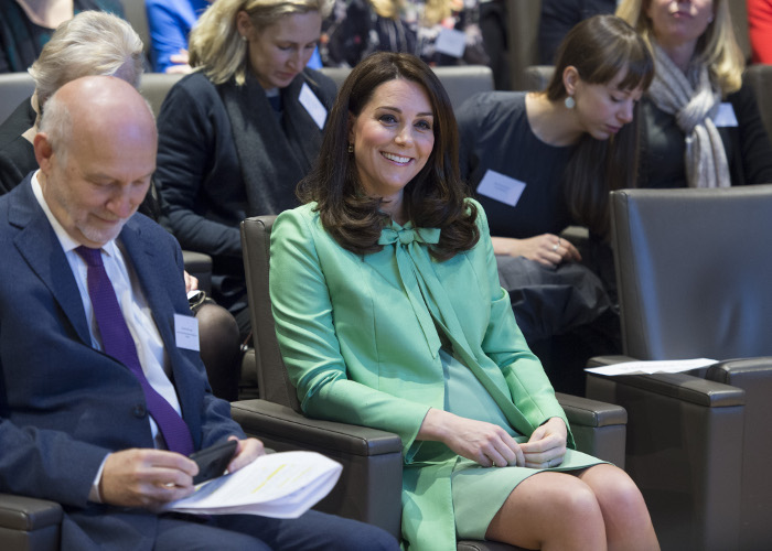 Kate Middleton's Mint Green Outfit is a Spring Must-Have