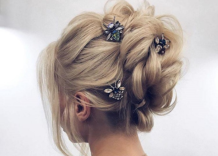 Pretty Hairstyles to Flaunt At a Spring Wedding