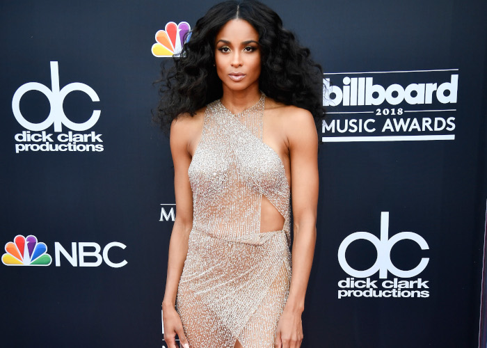 Ciara-Flaunts-Everythin-in-Glitzy-Sheer-Gown.