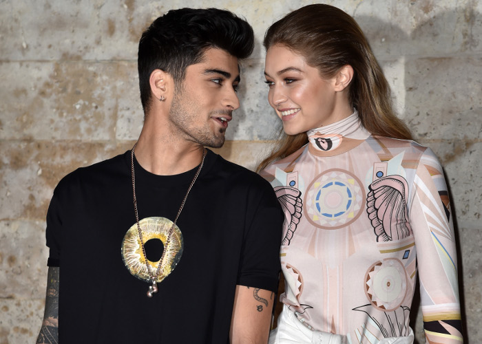 Gigi Hadid and Zayn Malik Spotted Kissing After The Split