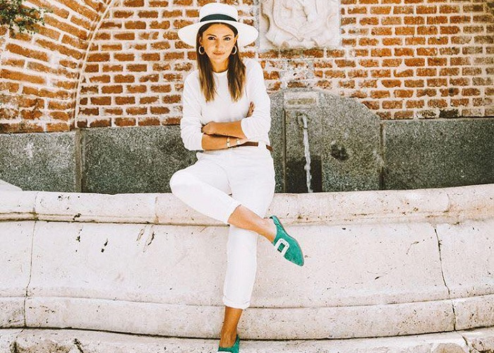 Make White Jeans Look Cool Again With These 16 Looks (4)