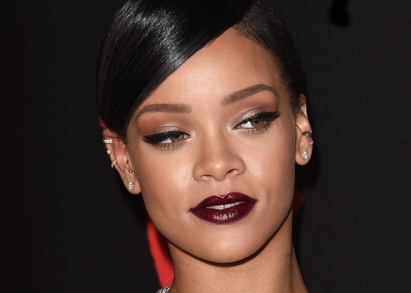 Rihanna's Most Iconic Makeup Looks