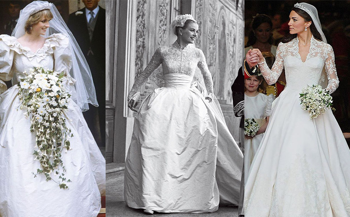 The Evolution of the Royal Wedding Look