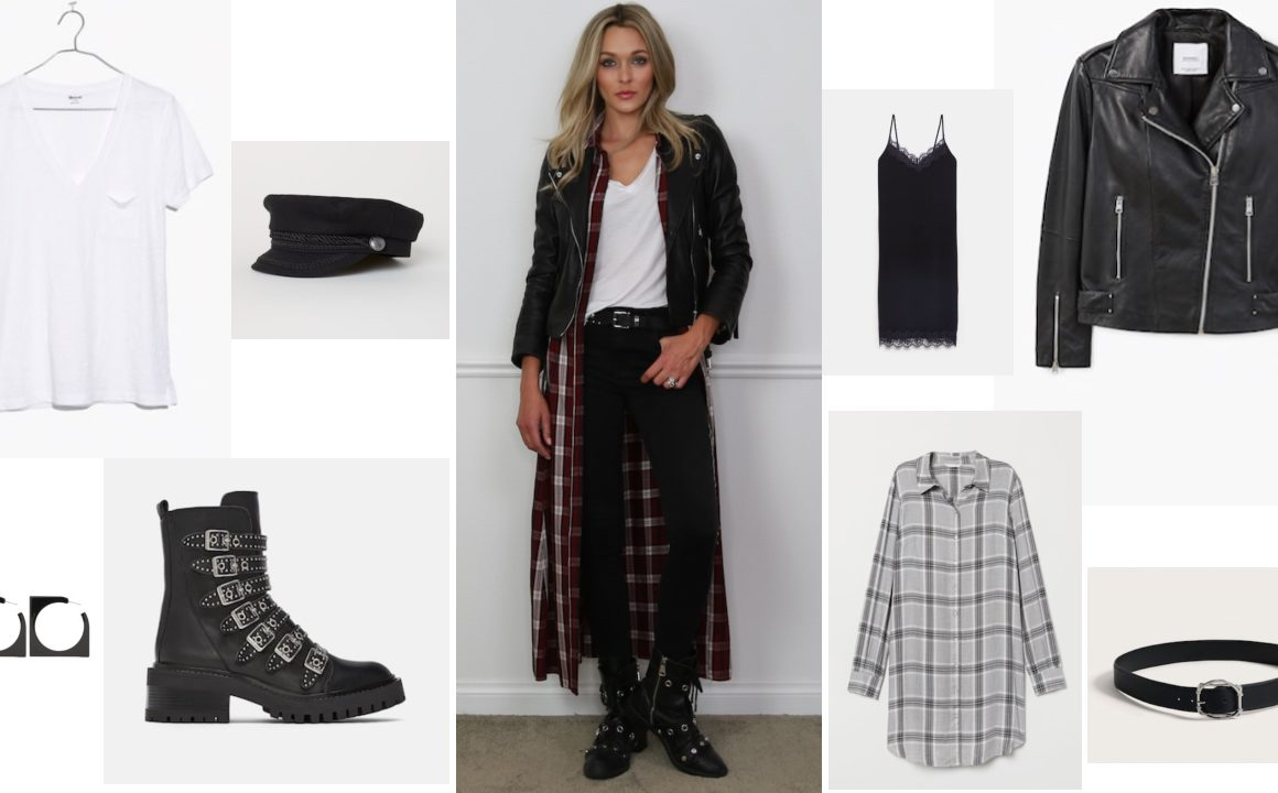 Get Trending: Three Ways To Style a Plaid Dress