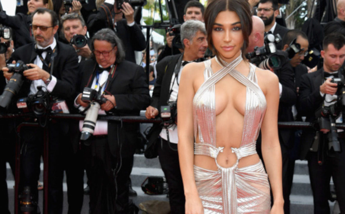 The Most Naked Dresses of 2018