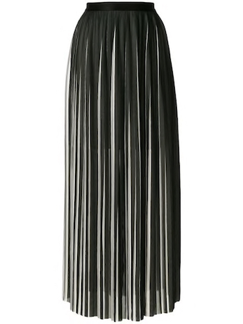 Get Trending: Three Ways To Style A Pleated Skirt