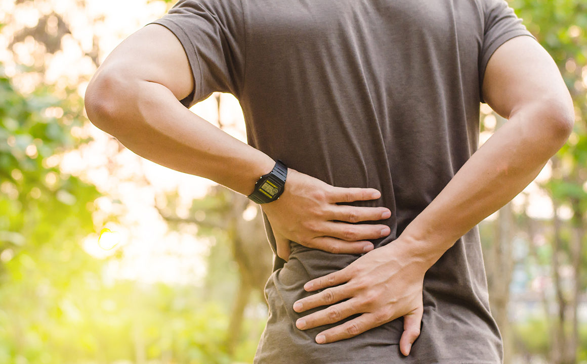 Introducing a Natural Remedy to Chronic Back Pain