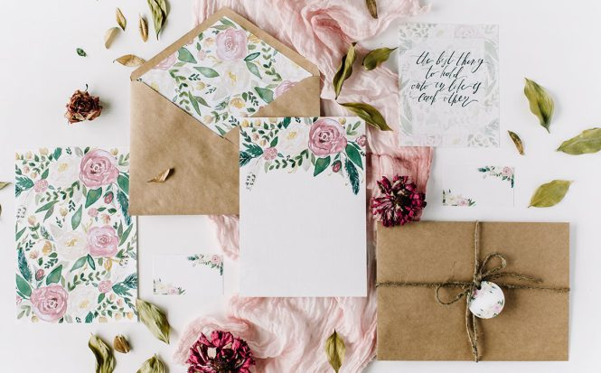 Top Diy Wedding Invitation Trends 2019 Fashionisers