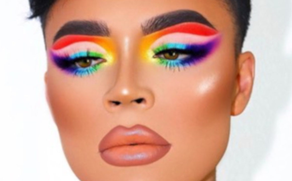 Pride Makeup Looks That Made Our Jaws Drop 8