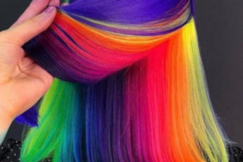These Bright Hair Color Combos Are to Dye For