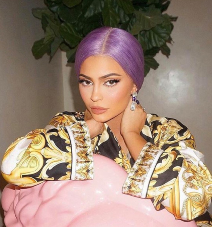 bold celebrity hair colors