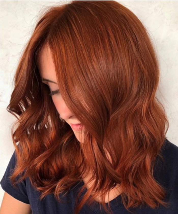 ginger beer hair color trend