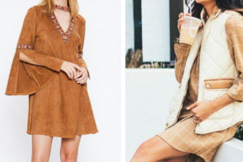 The chicest neutral hued dresses to shop this fall