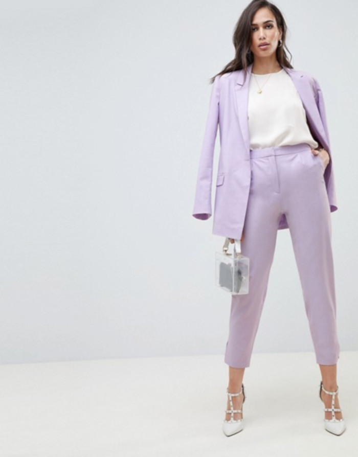 lavender fashion trend