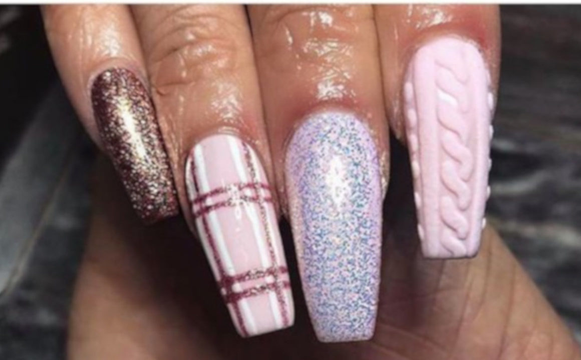 Textured Nails